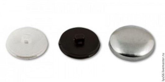 В наличии заготовки с черной и белой пластиковой ножкой