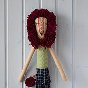 Куклы и игрушки ручной работы. Ярмарка Мастеров - ручная работа Лев Лёша. Handmade.