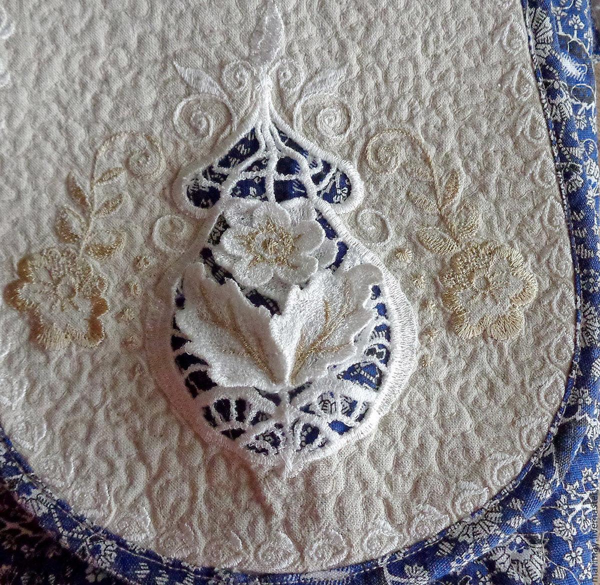 Ришелье вышивка дизайны