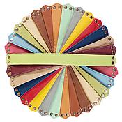 Сумки и аксессуары ручной работы. Ярмарка Мастеров - ручная работа Разноцветные ручки для клатчей CarryMe. Handmade.