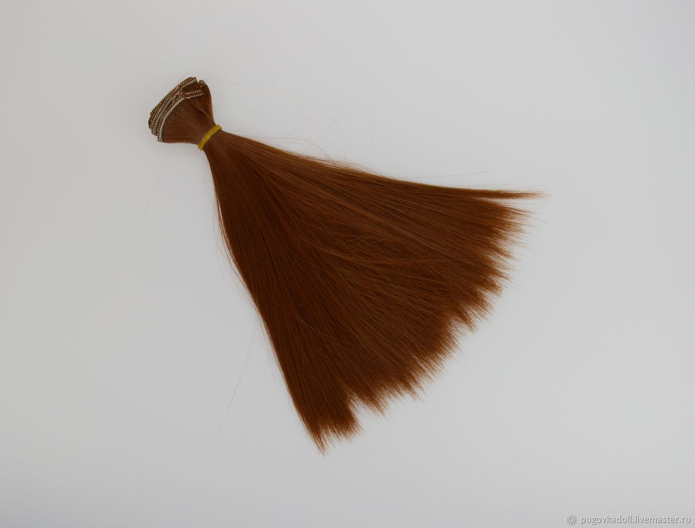 Hair for dolls 20 cm, Doll hair, Moscow,  Фото №1