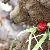 Куклы и игрушки ручной работы. Ярмарка Мастеров - ручная работа Медведь Ангел. Handmade.