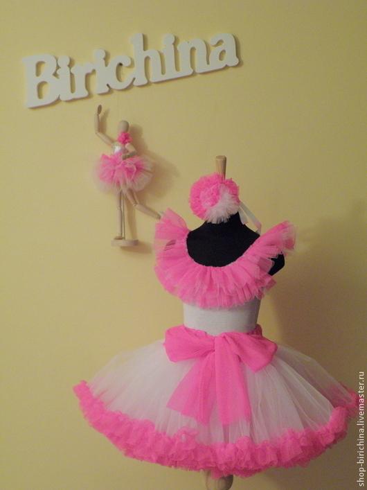 Одежда для девочек, ручной работы. Ярмарка Мастеров - ручная работа. Купить Принцесса в розовом :). Handmade. Розовый, новогодний подарок