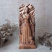 Для дома и интерьера handmade. Livemaster - original item Frigga (Frigga), statuette, tree, Norse goddess. Handmade.