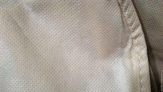 Упаковка ручной работы. Ярмарка Мастеров - ручная работа. Купить Чехол для одежды с окном. Handmade. Комбинированный, мешок, спанбонд
