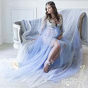 Одежда handmade. Livemaster - original item Boudoir maternity dress. Handmade.