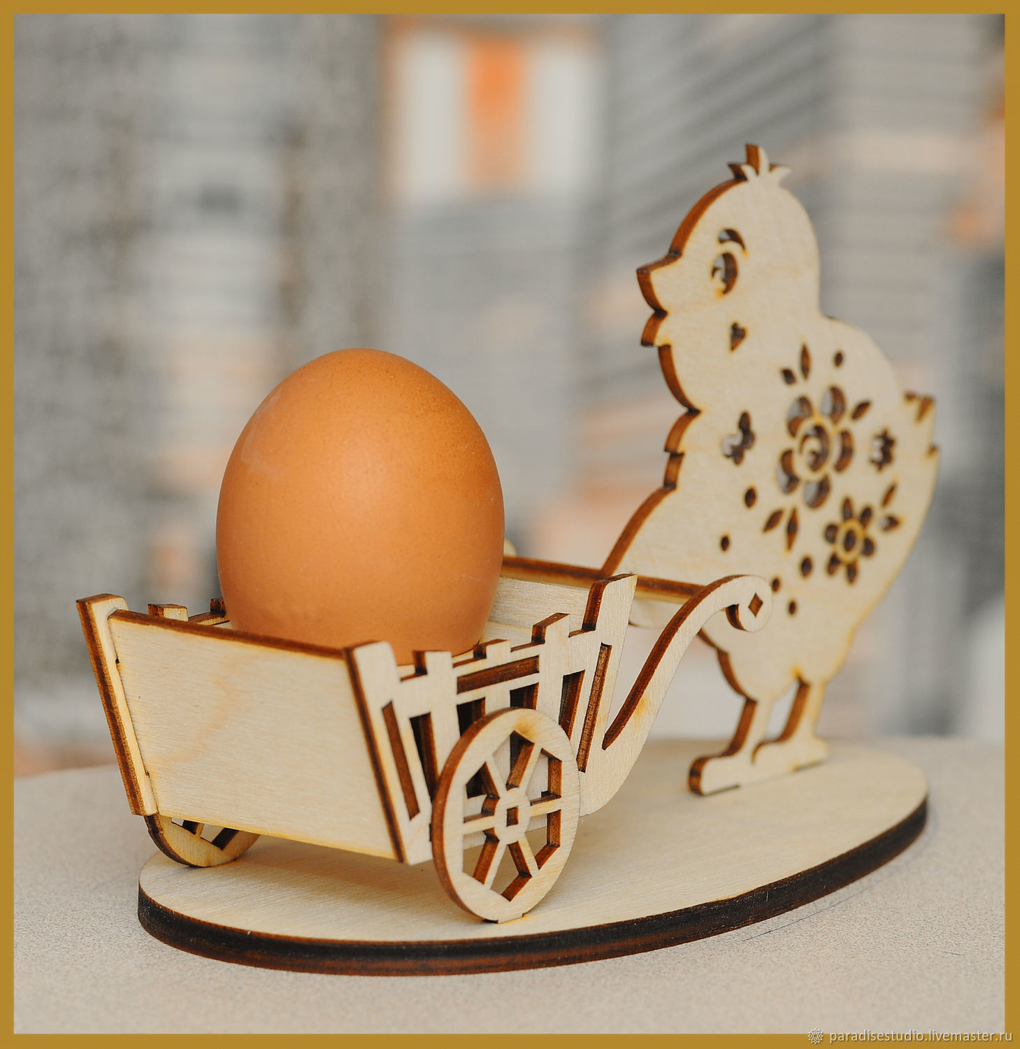 Stand for Easter eggs ' Chicken', Eggs, Kotlas,  Фото №1