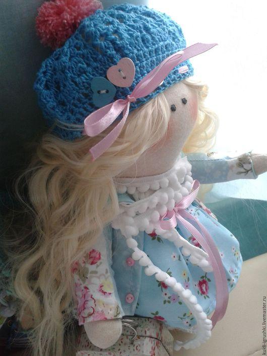 Куклы Тильды ручной работы. Ярмарка Мастеров - ручная работа. Купить Кукла ручной работы. Handmade. Мятный, кеды для кукол