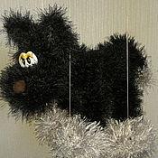 Мягкие игрушки ручной работы. Ярмарка Мастеров - ручная работа Марионетка Волк. Handmade.