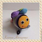"""Куклы и игрушки ручной работы. Ярмарка Мастеров - ручная работа Игрушка-погремушка """"Веселый вертолетик"""". Handmade."""