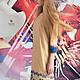Платья ручной работы. Платье. Виктория Третьяк. Интернет-магазин Ярмарка Мастеров. Цветочный, платье для выпускного, Платье нарядное