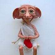 Куклы и игрушки ручной работы. Ярмарка Мастеров - ручная работа Добби 2. Handmade.