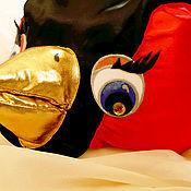 Одежда ручной работы. Ярмарка Мастеров - ручная работа Костюм Снегиря детский новогодний карнавальный. Handmade.