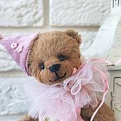 Мишки Тедди ручной работы. Ярмарка Мастеров - ручная работа Мишки Тедди: Малышка Мэги. Handmade.