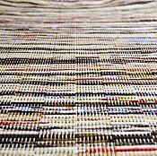 Для дома и интерьера ручной работы. Ярмарка Мастеров - ручная работа Домотканый половик (№ 223). Handmade.