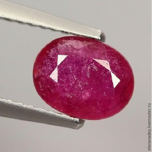 All for Jewelry Making handmade. Livemaster - handmade. Buy Rubin (NAT.).Handmade, natural stones, rubin