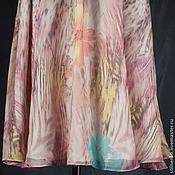 Одежда ручной работы. Ярмарка Мастеров - ручная работа Юбка розовое солнце. Handmade.