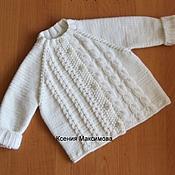 Работы для детей, handmade. Livemaster - original item jacket