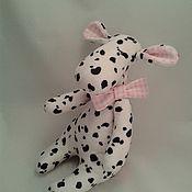 Куклы и игрушки ручной работы. Ярмарка Мастеров - ручная работа Спящая коровка. Handmade.