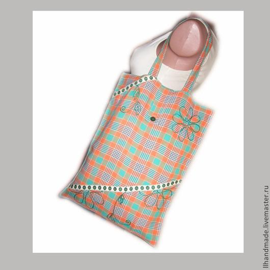 """Женские сумки ручной работы. Ярмарка Мастеров - ручная работа. Купить Сумка с ручной вышивкой """"Эко-стиль"""". Handmade. Сумка"""