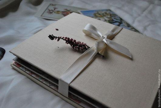 альбом для маленькой цветочной феи (сам альбом покупной) автор Тася Быковски