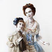 """Куклы и игрушки ручной работы. Ярмарка Мастеров - ручная работа """"Люблю!"""". Handmade."""