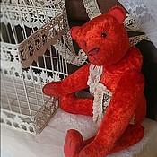 Куклы и игрушки ручной работы. Ярмарка Мастеров - ручная работа Паркер. Мишка Тедди 42см.. Handmade.