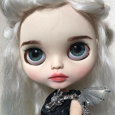 Куклы и игрушки ручной работы. Ярмарка Мастеров - ручная работа Кукла Блайз Дейнерис. Handmade.
