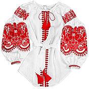 "Blouses handmade. Livemaster - original item Блуза с вышивкой ""Восточная Сказка"". Handmade."