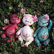 Куклы и игрушки ручной работы. Ярмарка Мастеров - ручная работа Цветочные девочки. Handmade.