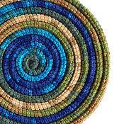 Аксессуары ручной работы. Ярмарка Мастеров - ручная работа ШарфоБусы Lasso Greenland. Handmade.
