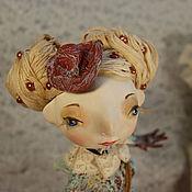 """Куклы и игрушки ручной работы. Ярмарка Мастеров - ручная работа """"Пани Ангелика"""". Handmade."""