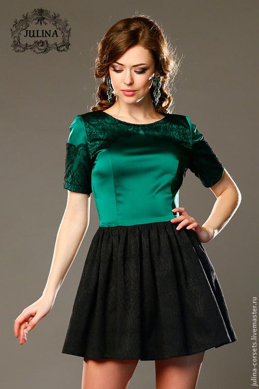 Малахит цвет платья