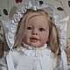 Куклы-младенцы и reborn ручной работы. Стефания. Наталья Кудрявцева (bikova). Ярмарка Мастеров. Молд, гранулят металлический