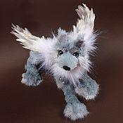 Куклы и игрушки ручной работы. Ярмарка Мастеров - ручная работа Крылатая волчица Смилла, симуран. Handmade.