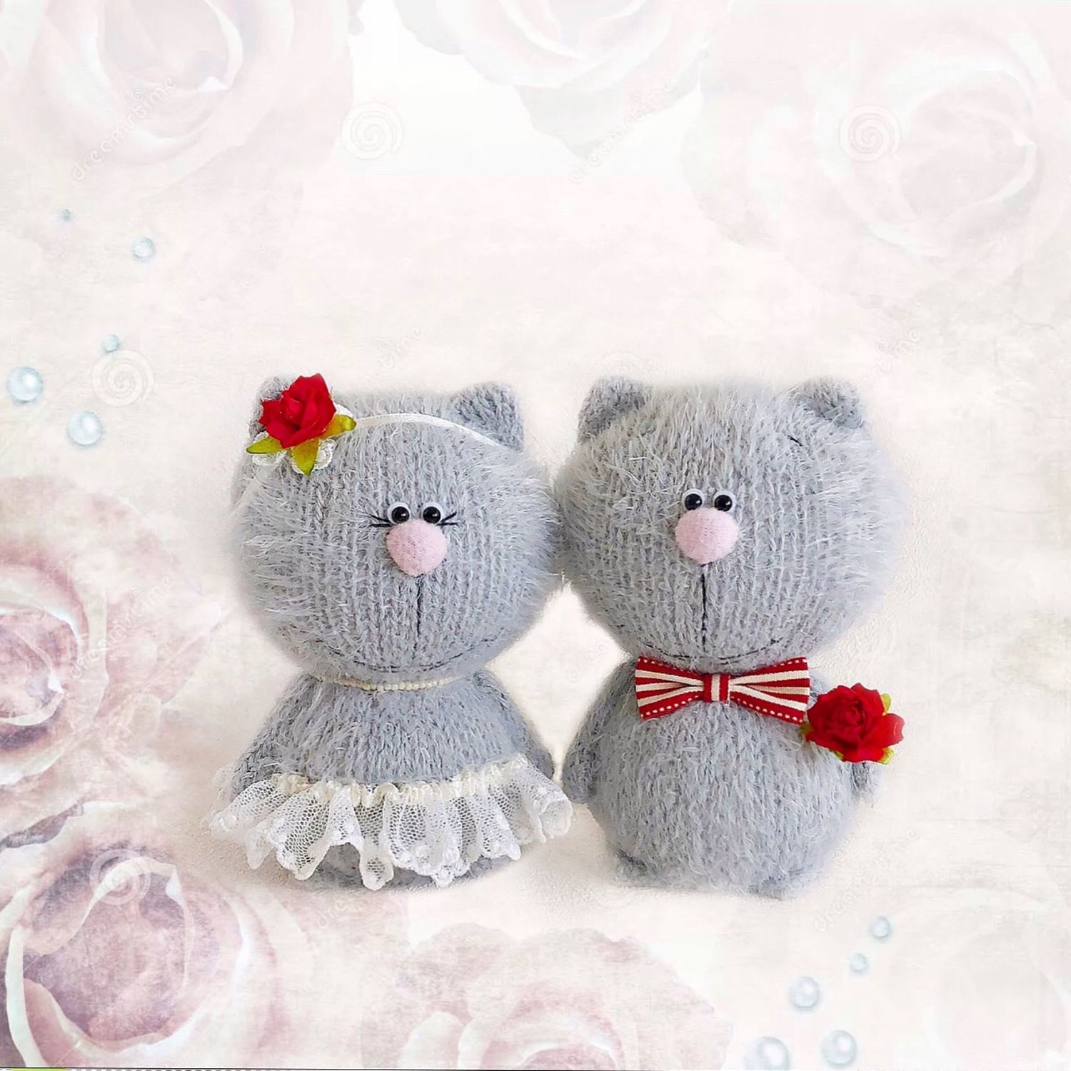A couple in love, Stuffed Toys, Moscow,  Фото №1