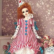 Куклы и игрушки ручной работы. Ярмарка Мастеров - ручная работа Наряд на куклу БЖД (  MCD) 42-45 см №26. Handmade.