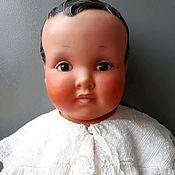 Винтаж handmade. Livemaster - original item Charming vintage baby doll . France .. Handmade.