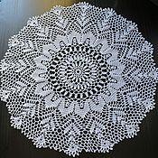 Для дома и интерьера handmade. Livemaster - original item napkin big dance. Handmade.