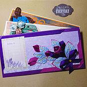 Подарочные конверты ручной работы. Ярмарка Мастеров - ручная работа Конверты для денег. Handmade.
