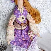 Куклы и игрушки ручной работы. Ярмарка Мастеров - ручная работа Лавандушка 48 см. Handmade.