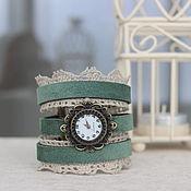 """Часы наручные ручной работы. Ярмарка Мастеров - ручная работа Часы """"Ажур 2"""". Handmade."""