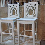 Для дома и интерьера ручной работы. Ярмарка Мастеров - ручная работа стул барный в стиле - прованс.. Handmade.