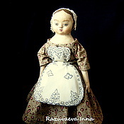 """Куклы и игрушки ручной работы. Ярмарка Мастеров - ручная работа Кукла в старинном стиле """"Барбара"""". Handmade."""