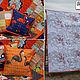 """Текстиль, ковры ручной работы. Одеяло """"Магнолия"""". Юлия Федотова (Juliaswork). Интернет-магазин Ярмарка Мастеров. Лоскутное шитье, синтепон"""