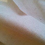 Материалы для творчества ручной работы. Ярмарка Мастеров - ручная работа Ткань льняная для сумок. Handmade.