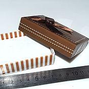 Материалы для творчества handmade. Livemaster - original item Box under decoration, 8 x 5 cm, 3 colors. Handmade.