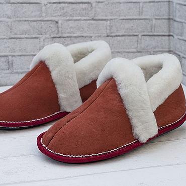 """Обувь ручной работы. Ярмарка Мастеров - ручная работа Чуни """"Лодочка"""" женские. Handmade."""