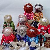 Куклы и игрушки handmade. Livemaster - original item Brownie guardian home. Handmade.