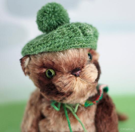 Мишки Тедди ручной работы. Ярмарка Мастеров - ручная работа. Купить Кошка Маруся. Handmade. Бежевый, кошка тедди, плюш.